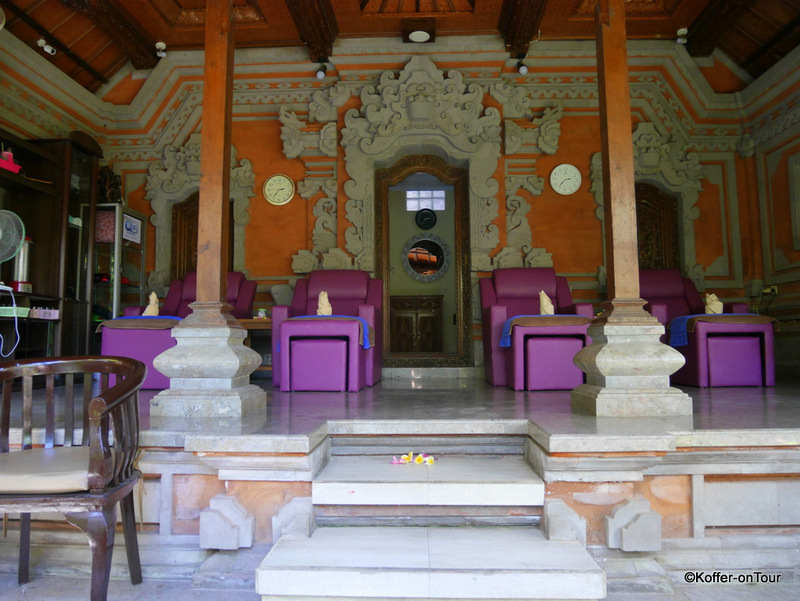 Rebulan Spa, wellness, Bali, Ubud, Massage