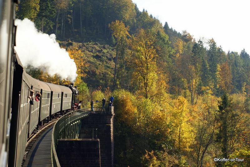 Sauschwänzlebahn, Blumberg, Schwarzwald, Deutschland, Urlaub