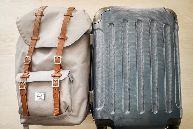 Packliste, Städtetrip, Trolley, Rucksack