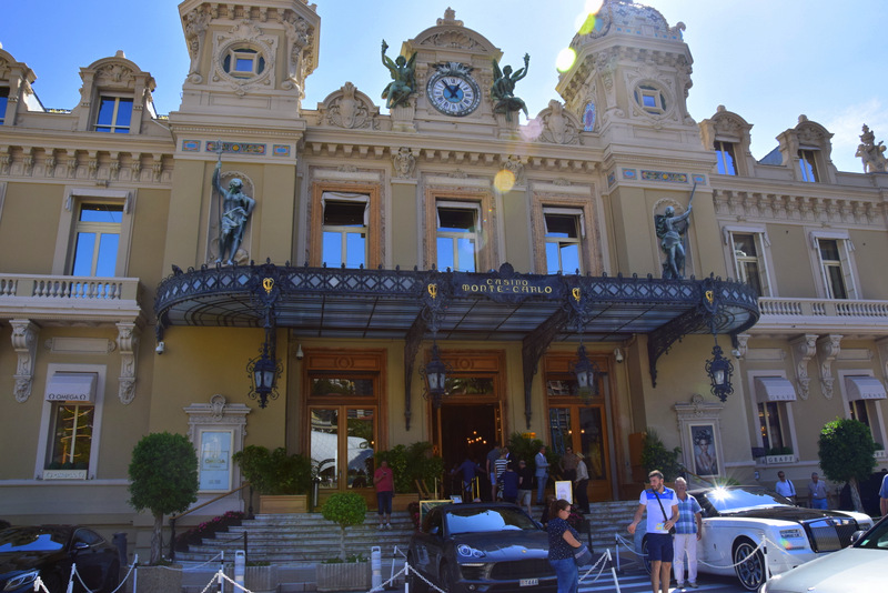 Casino Monte Carlo, Casino, Bentley, Luxus, Autos, Porsche