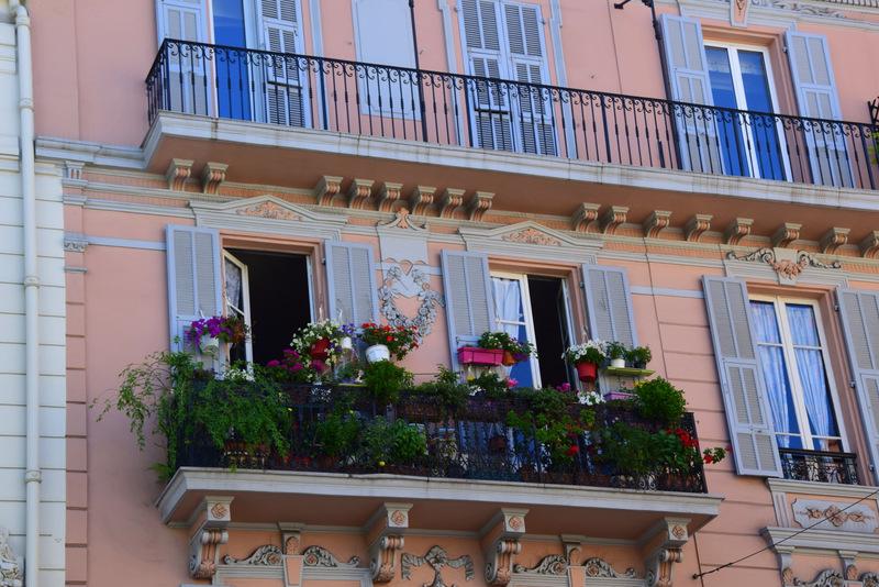 Innenstadt von Monaco