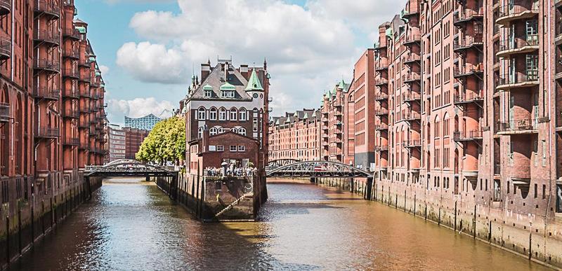 Hamburg in Deutschland
