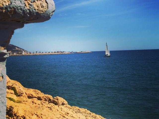 Sitges, Tagesausflug von Barcelona, Spanien, Insider Tipp