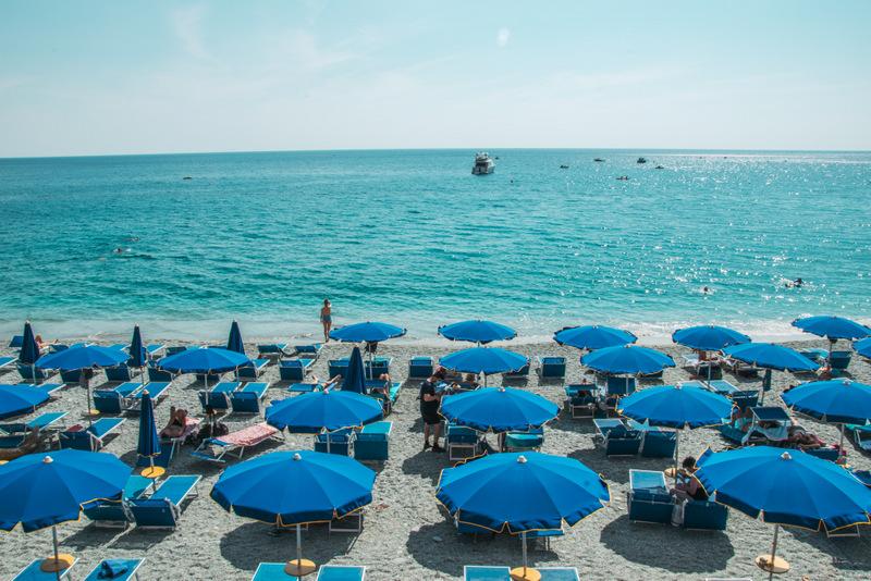 Monterosso al Mare, Cinque Terre, Italien, 5 Dörfer