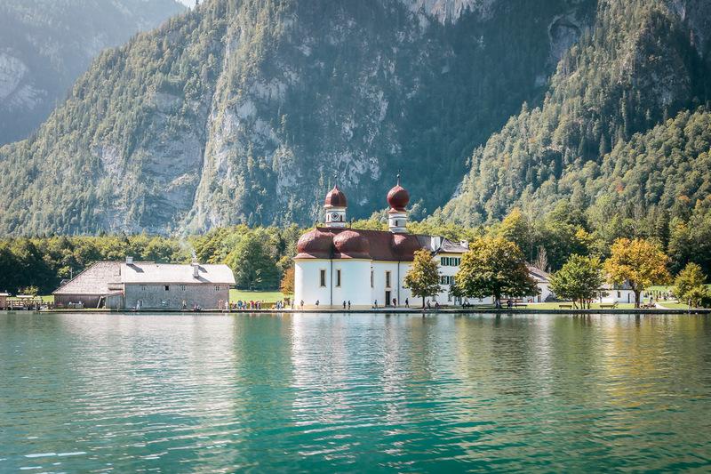 Königssee, Berchtesgaden, Berchtesgadener Land, Bayern