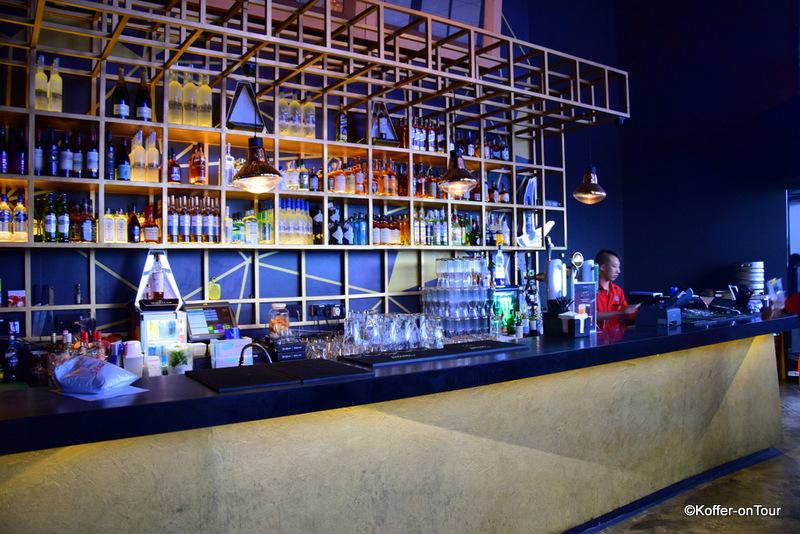 Empire Lounge, Rooftopbar, Singapur, Cocktails