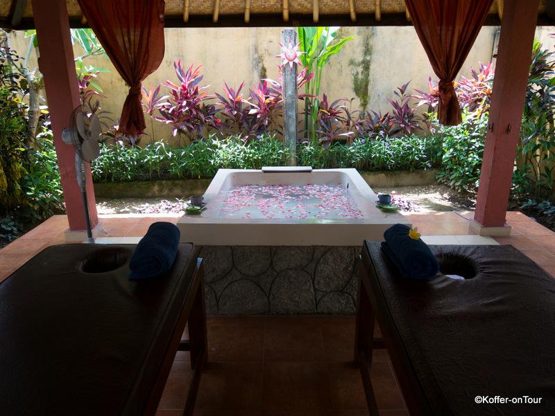 Sedona Spa, Ubud, Bali, Wellness