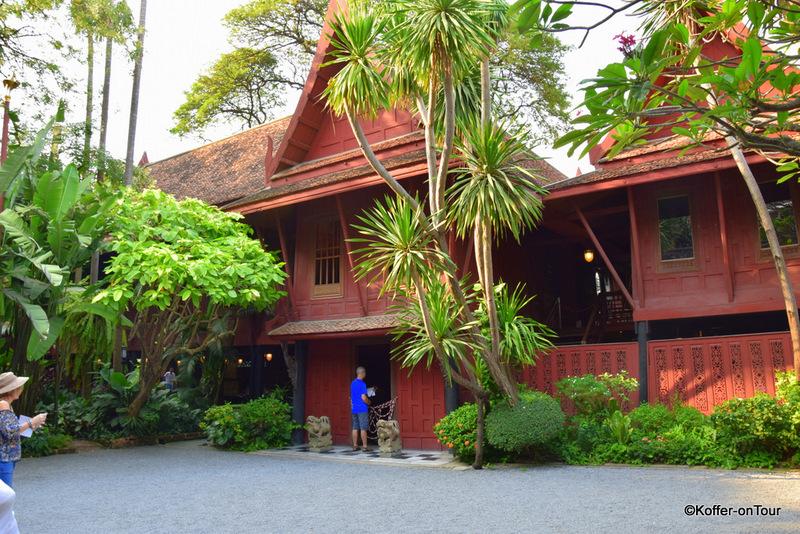 Jim Thompson House, Bangkok, Museum