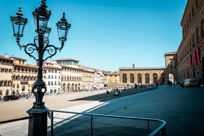 Palazzo Pitti, Florenz, Italien, Toskana,