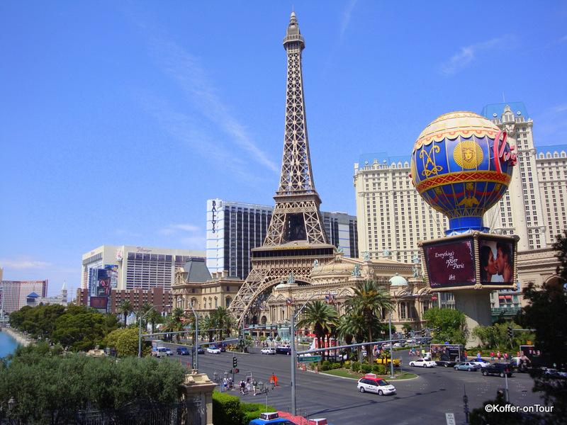 Las Vegas Wochenende