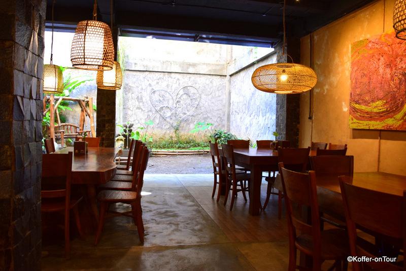 Bebek Sungar, restaurant, Bali, Ubud