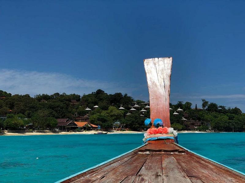 Thailand, Phi Phi Island, Insel, Schönste Orte Thailand,