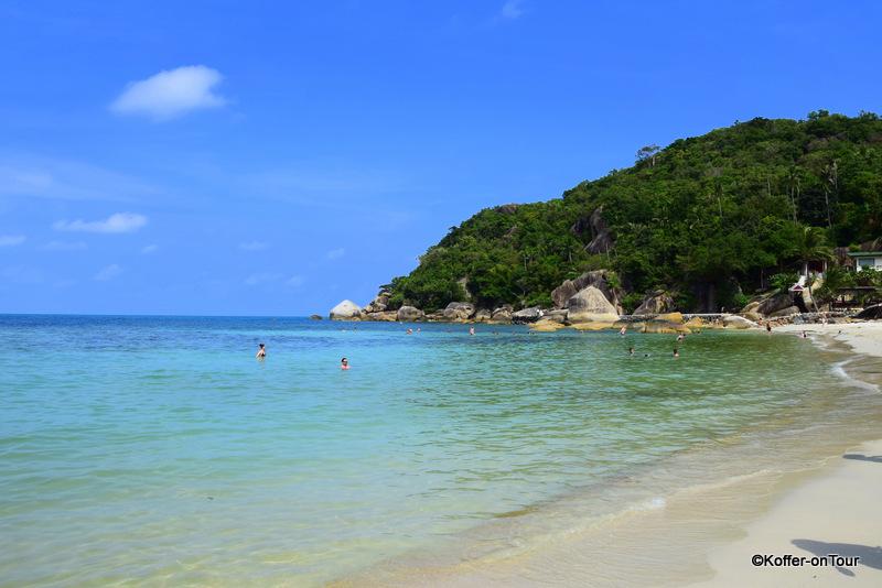 Koh Samui, Thailand, Strand, Buchten, Sehenswürdigkeiten, Tipps