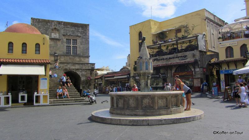 Rhodos Stadt, Rhodos, Insel, Griechenland