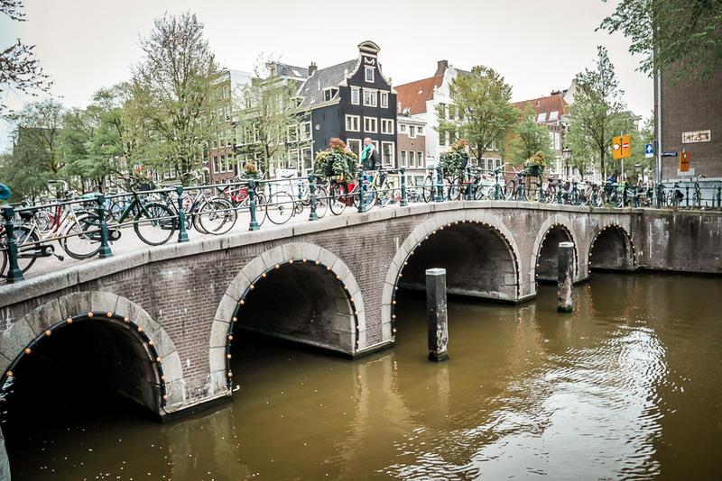 Grachten, Amsterdam, Kanäle, Städtetrip