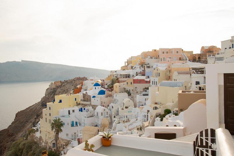 Santorini, Oia, Kykladen, Griechenland, Insel, Inselhopping