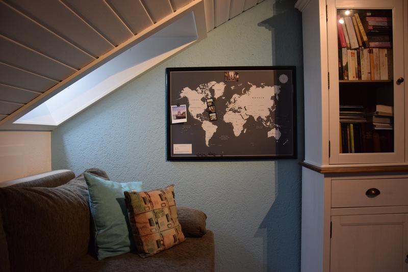 Weltkarte, Vacentures, Urlaubsplanung, Reisen, Urlaub