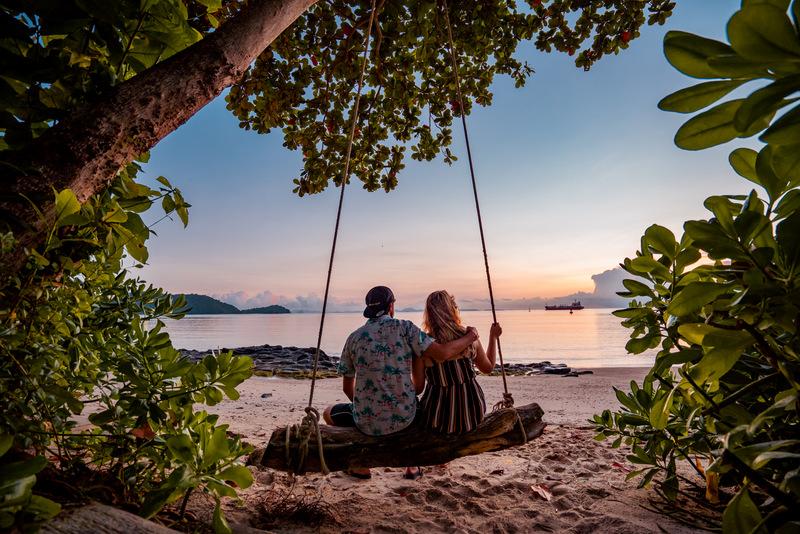 Phuket, Thailand, Reisen, Urlaub, Strand, Strände