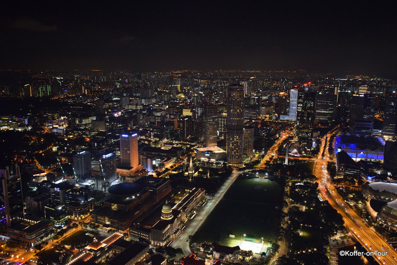 Rooftop Bar, Singapur