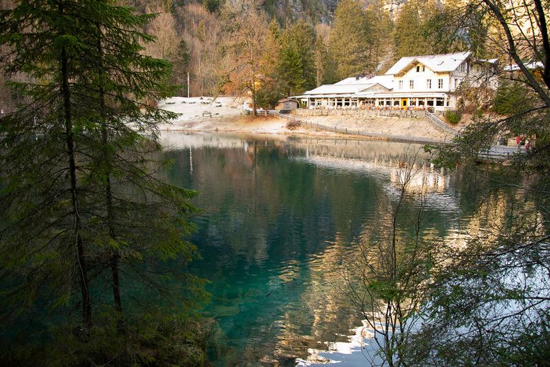 Blausee, Hotel, Schweiz