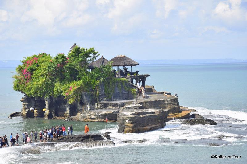 Tanah Lot, Tempel, Bali
