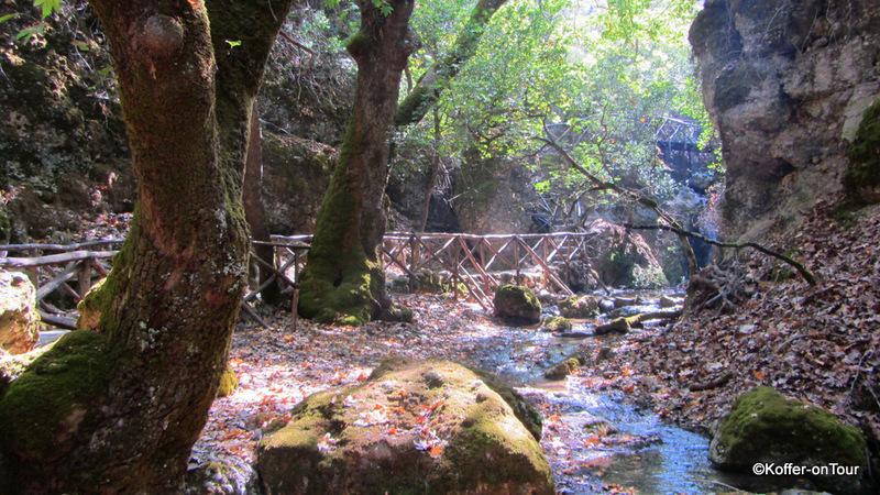Tal der Schmetterlinge, Rhodos, Insel, Griechenland