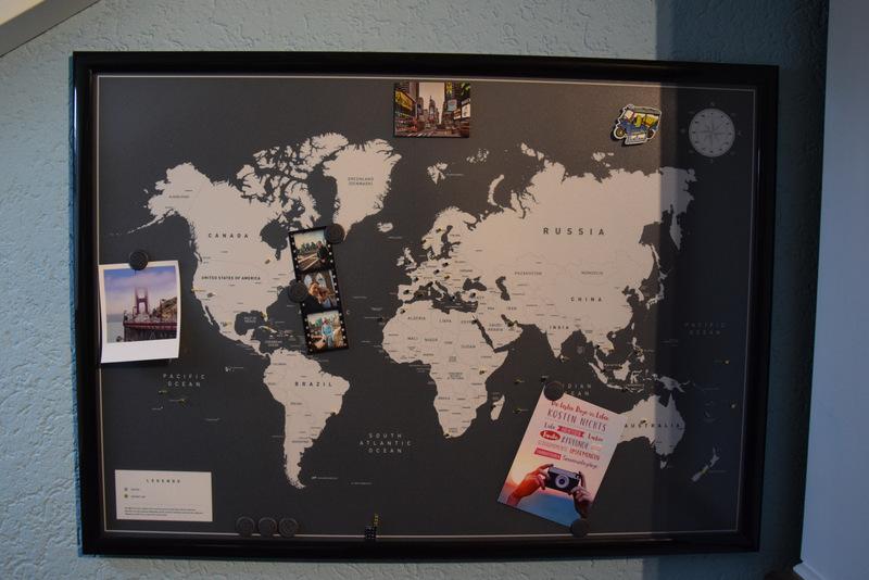 Weltkarte, Vacentures, Reisen, Reiseplanung, Urlaub,