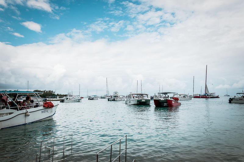 Hafen, Bayahibe, Isla Saona, Ausflug, Erfahrungsbericht