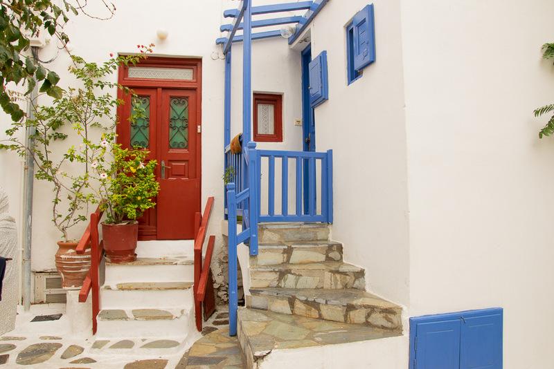 Mykonos Stadt, Mykonos, Kykladen, Griechenland