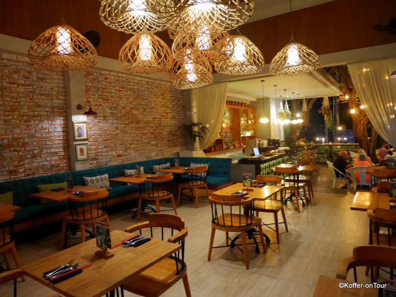 White Orchidee, restaurant, Sanur, Bali