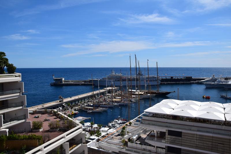 Jachthafen von Monaco, Luxus, Jachten, Yacht