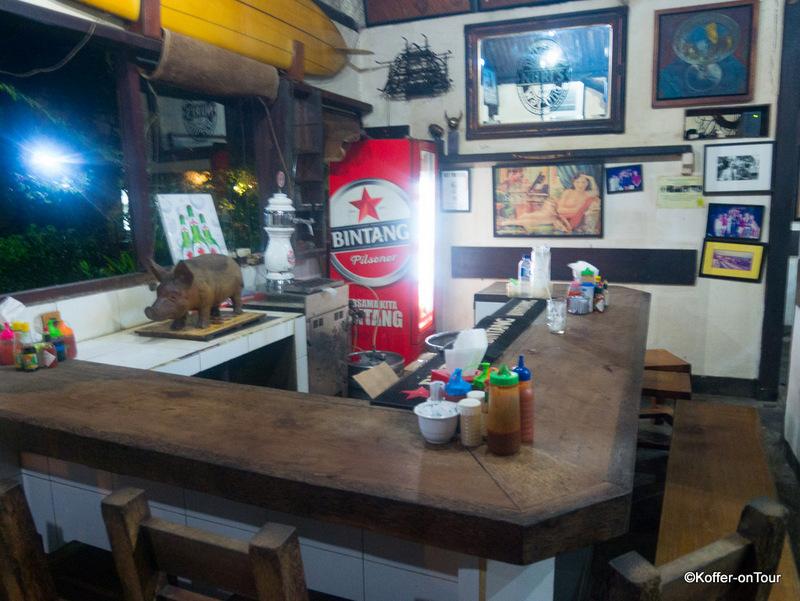 Nuri, Ubud, Bar, Restaurant