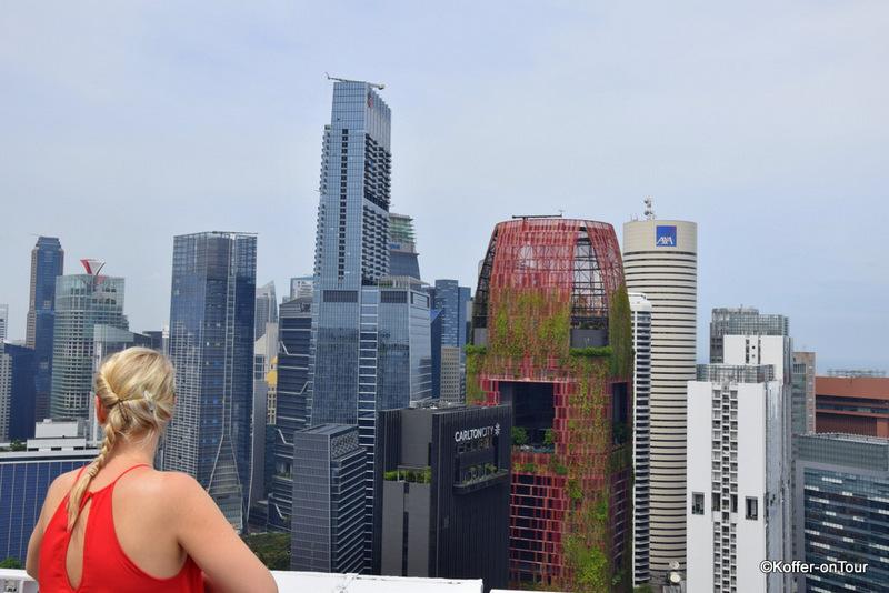 The Pinnacle@Duxton, Singapur