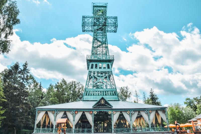 Josephskreuz, Aussichtspunkt, Aussichtsplattform, Harz, Urlaub in Deutschland