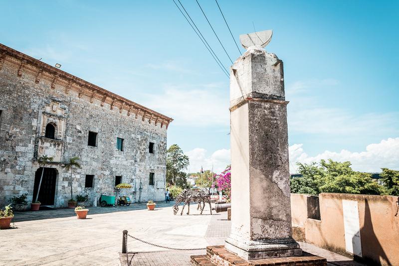 Santo Domingo, Dominikanische Republik, Karibik, Museo de las Casas Reales