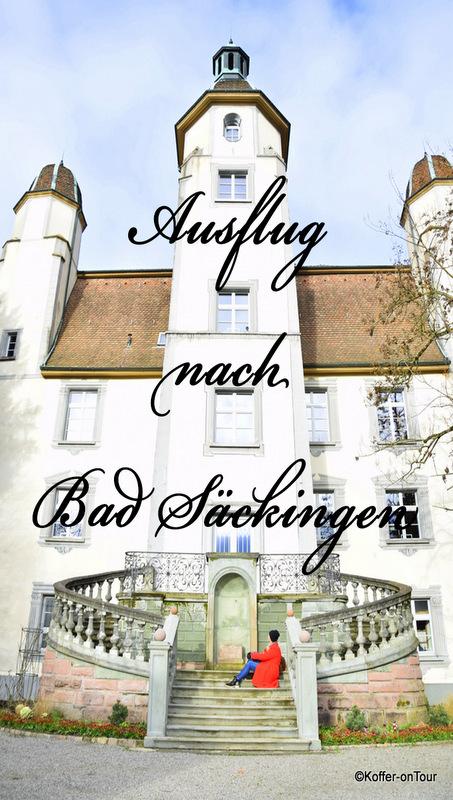 Schloss Schönau in Bad Säckingen am Rhein