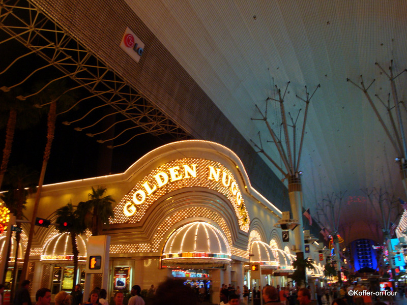 Golden Nugget, Las Vegas, Nevada, USA