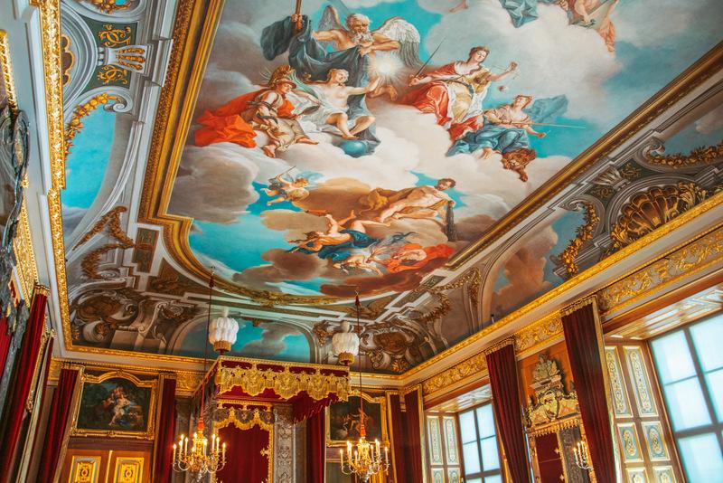 Neues Grünes Gewölbe, Schatzkammer von August, Residenzschloß, Museum, Dresden