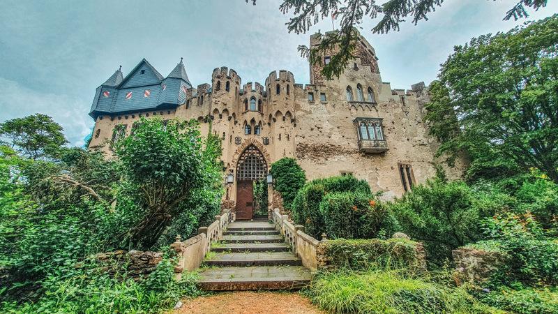 Burg Lahneck, Koblenz, Lahnstein, Ritter,