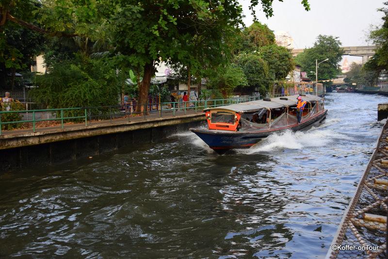 Klongs, Khlongs, Bangkok, Wasser, Klong, Khlong