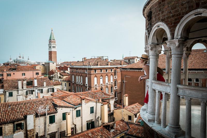 scala del bovolo, Venedig, Venezia, Italien, Sehenswürdigkeit,