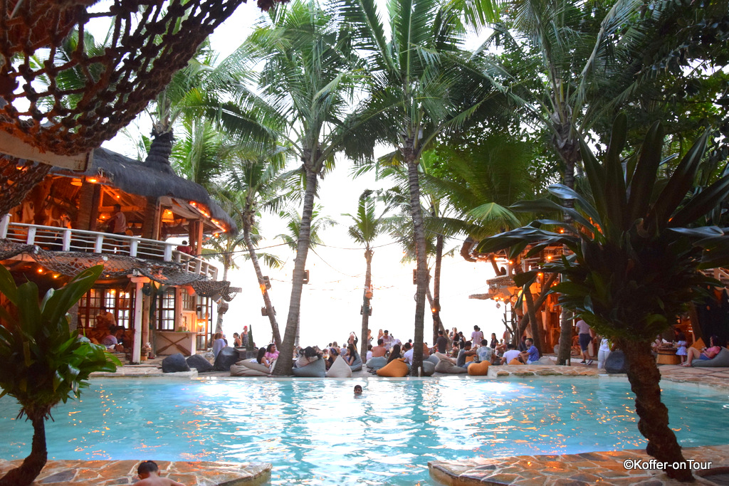 La Brisa, Club, Canggu, Bali, Location am Strand,