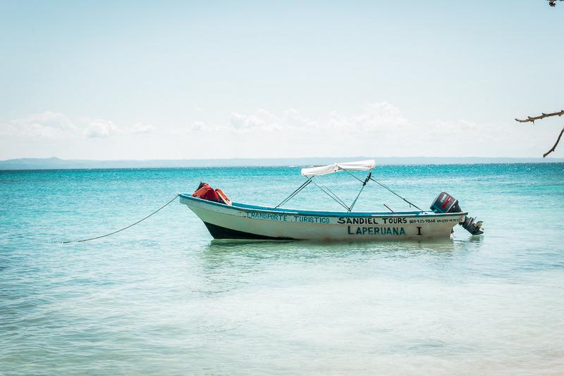 Cayo Levantado, Bacardi Insel, Samana, Dominikanische Republik