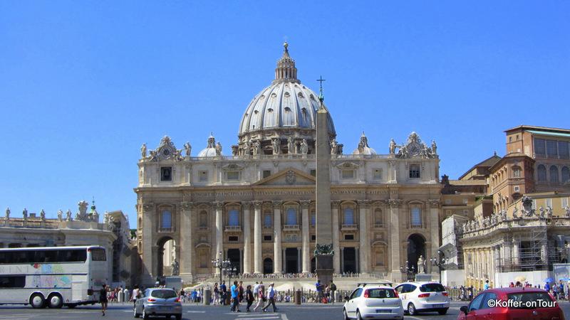 Vatikan, Petersdom, Rom, Italien