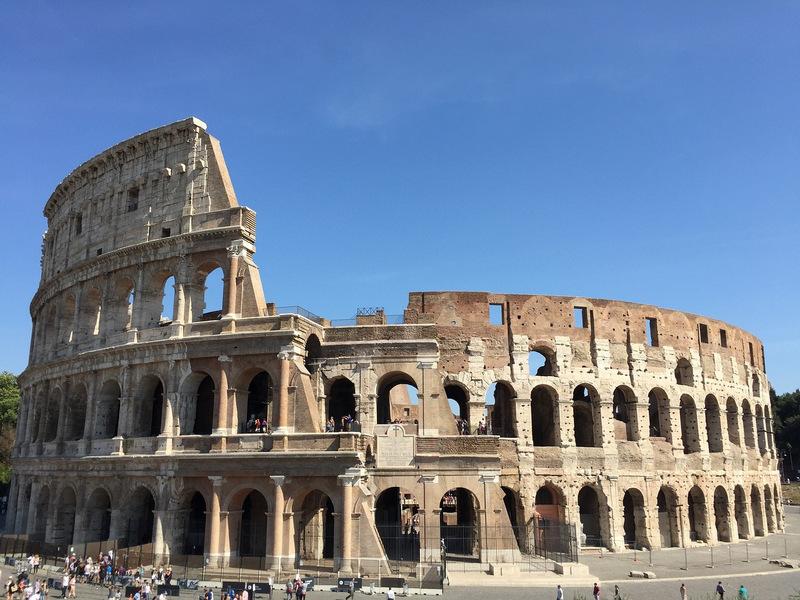 Colosseum, Rom, Antike, Italien
