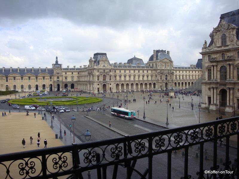 Louvre, Museum, Paris,Mona Lisa, Frankreich