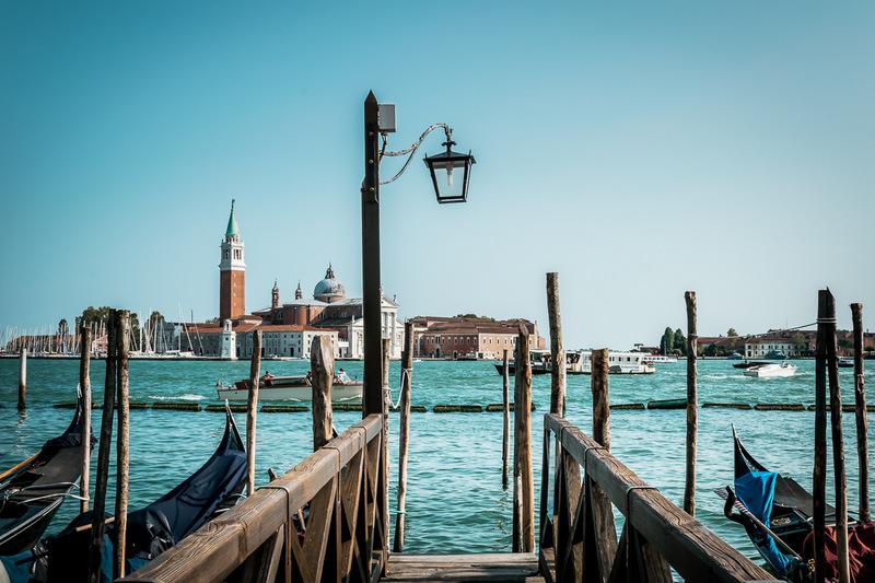 Venedig, Venezia, Italien, Lagunenstadt, Wasserkanäle, Boote