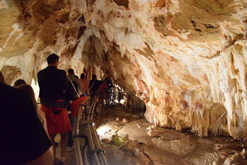 Tropfsteinhöhle Grotte di Toirano