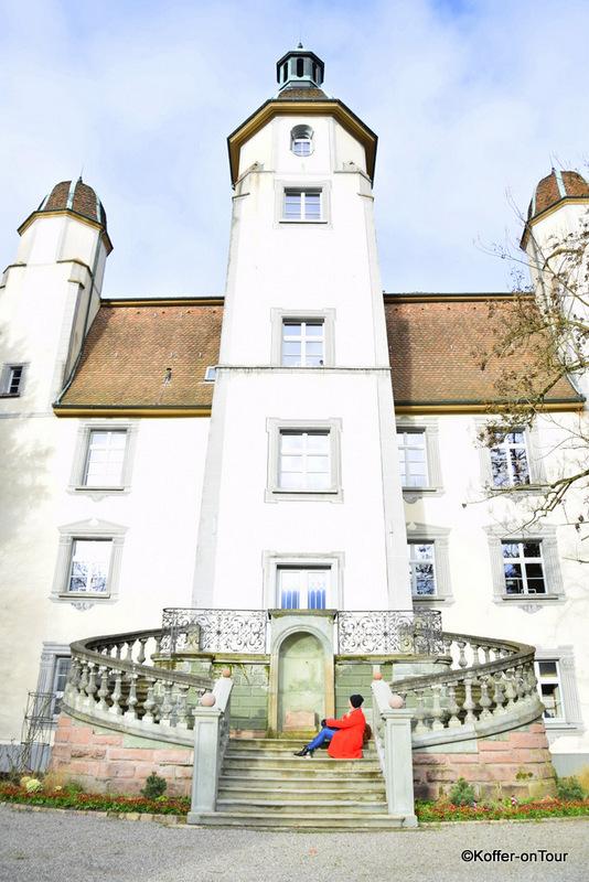 Schloss Schönau in Bad Säckingen