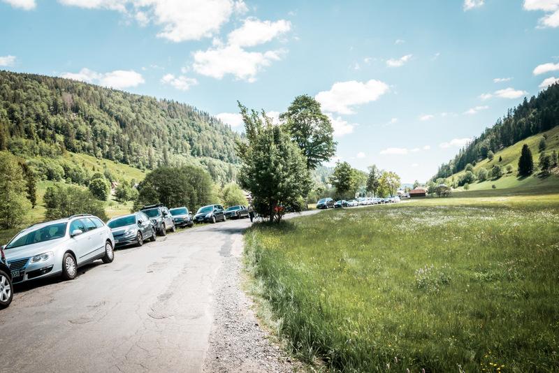Geißenpfad, Schwarzwald, Deutschland, Black Forrest, Wandern
